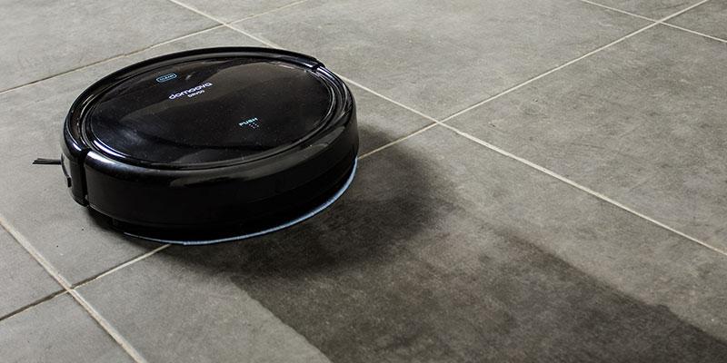 domoova drv50 aspirateur laveur robot