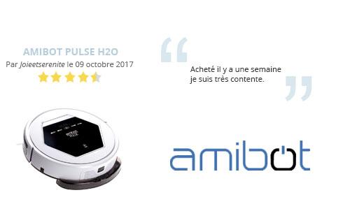 avis client joieetserenite amibot pulse h2o