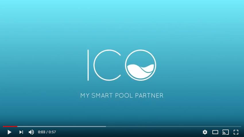 vidéo ondilo ilot flotteur qualité de l'eau piscine