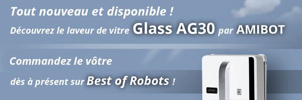 AMIBOT glass AG30 robot lave vitre