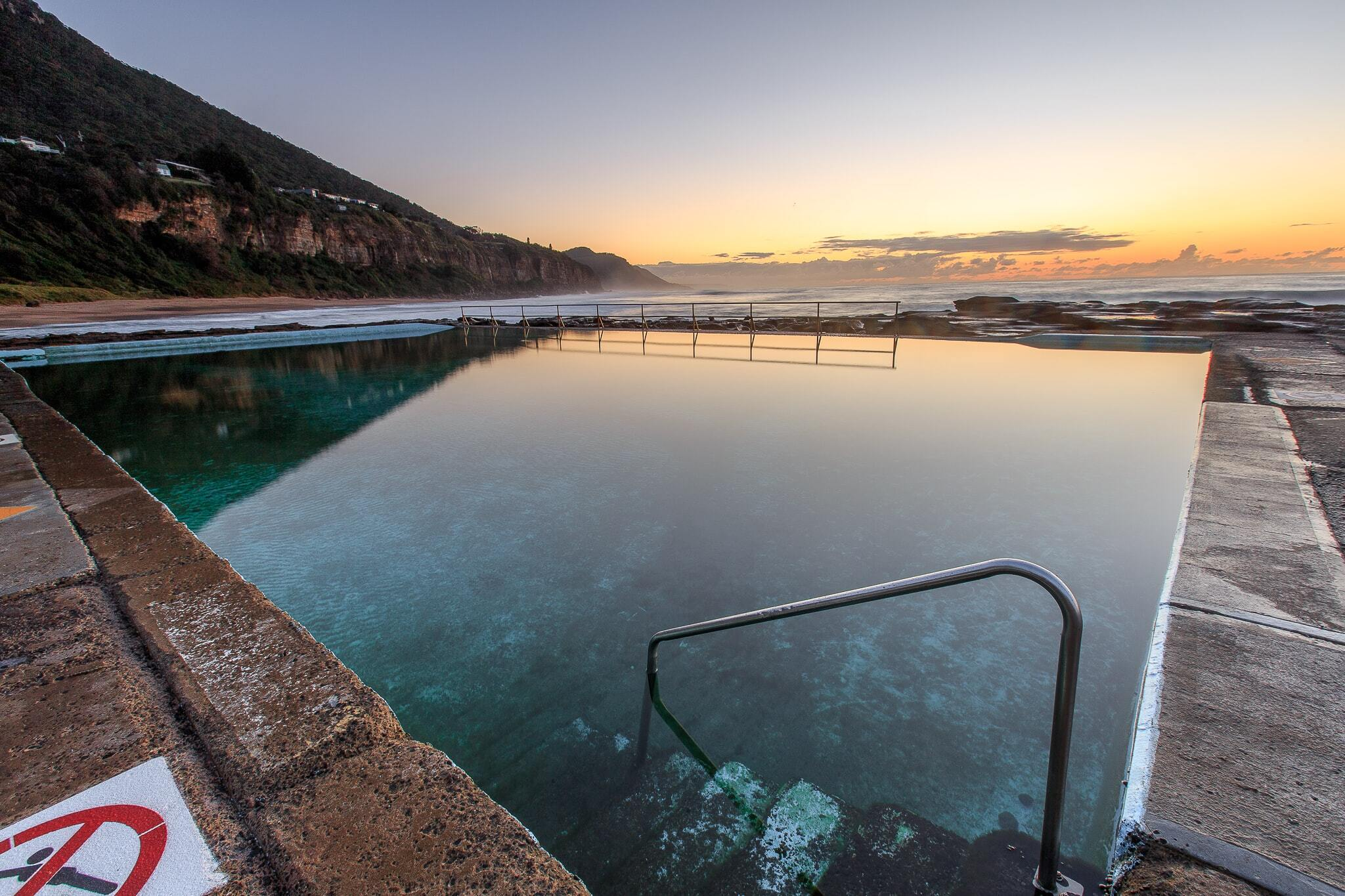 eviter la proliferation algues piscine hivernage