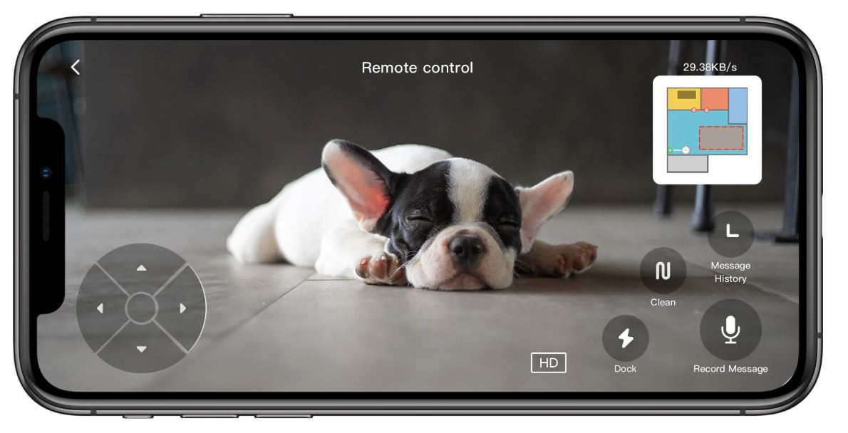 roborock s6 max v mobile
