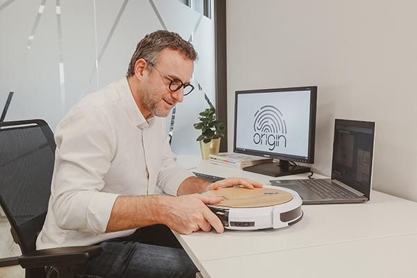 Sébastien roelens AMibot Origin