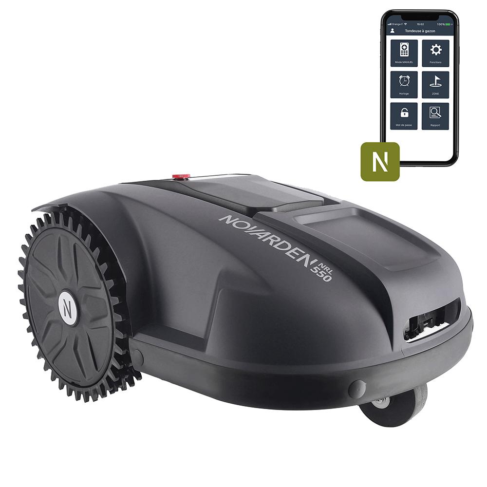 robot-tondeuse-nrl-550-connect