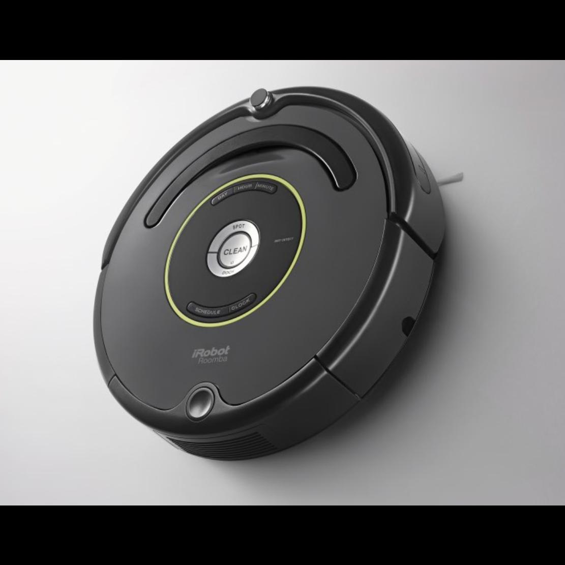 aspirateur robot irobot roomba 651 bestofrobots. Black Bedroom Furniture Sets. Home Design Ideas