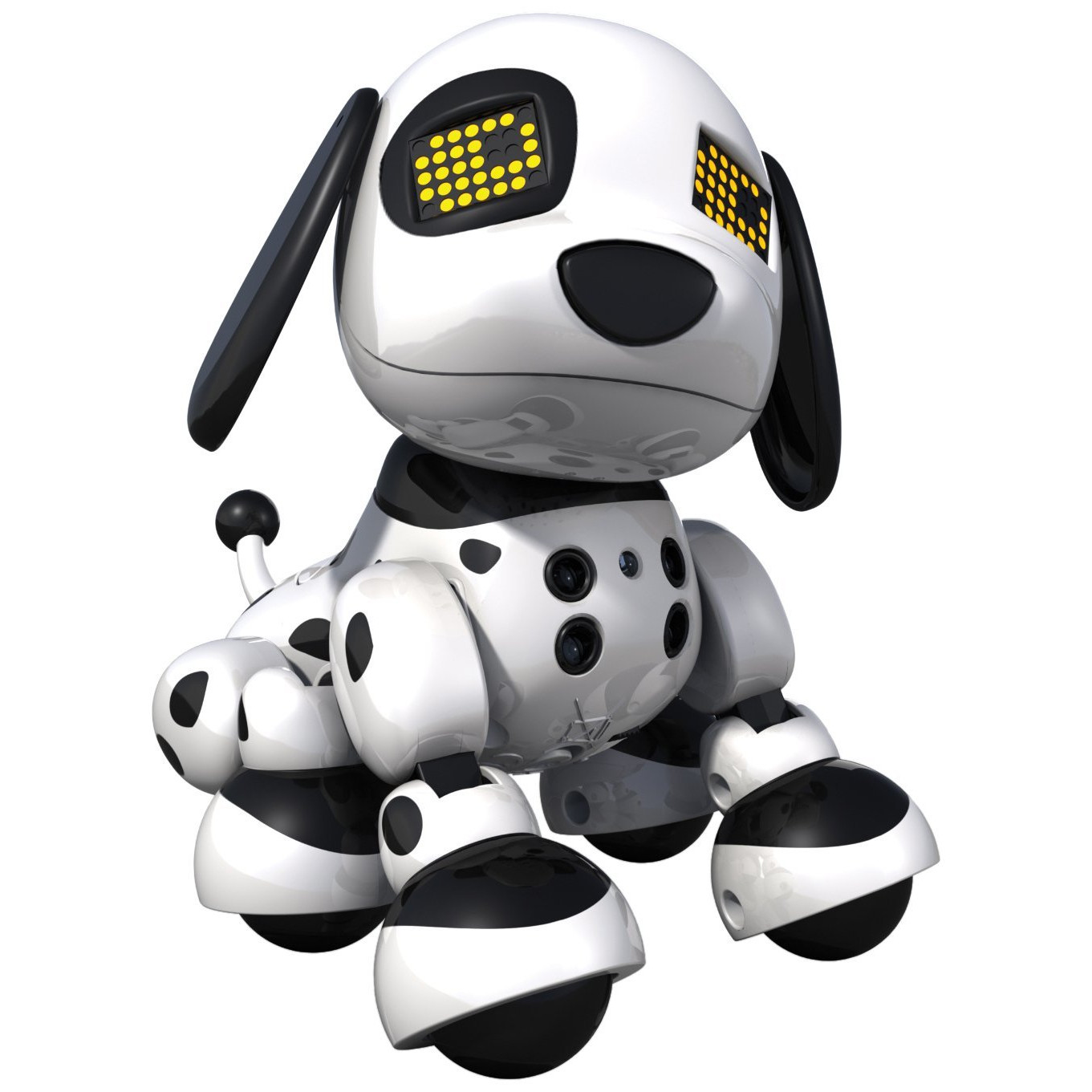 Picture Of A Robot Dog