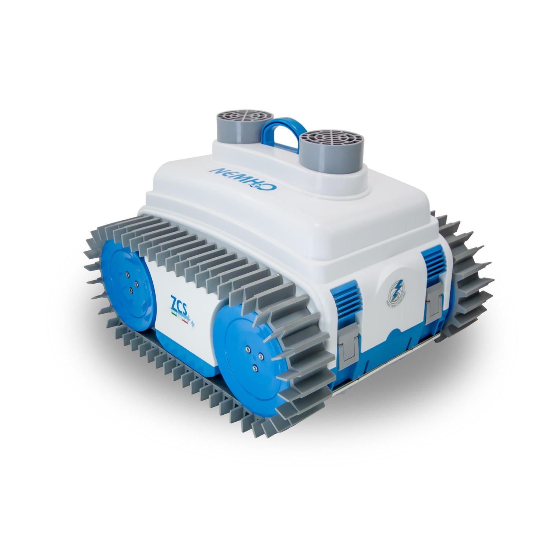 Robot piscine zucchetti nemh2o deluxe 25m bestofrobots for Piscine 25m