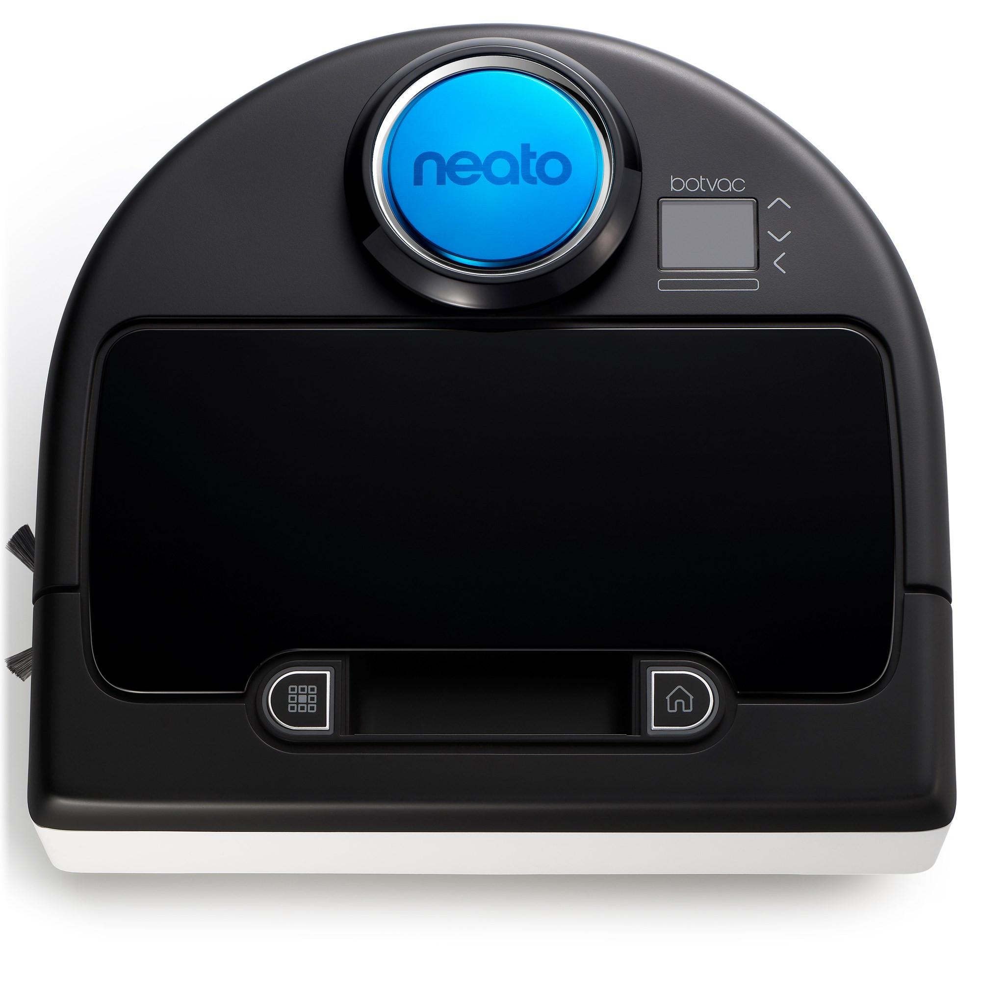 aspirateur robot neato robotics botvac d85 bestofrobots. Black Bedroom Furniture Sets. Home Design Ideas