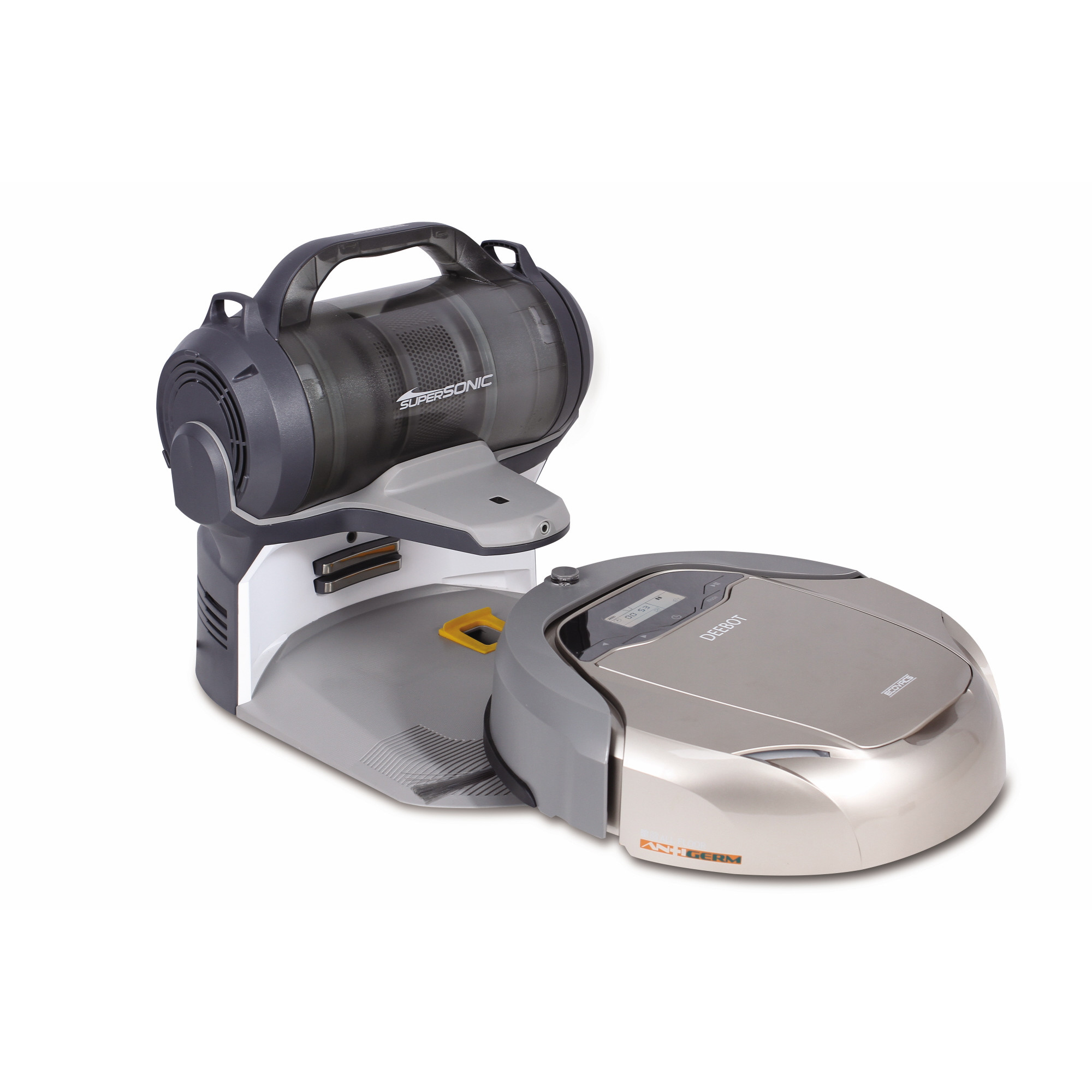 aspirateur robot ecovacs deebot d77 bestofrobots. Black Bedroom Furniture Sets. Home Design Ideas