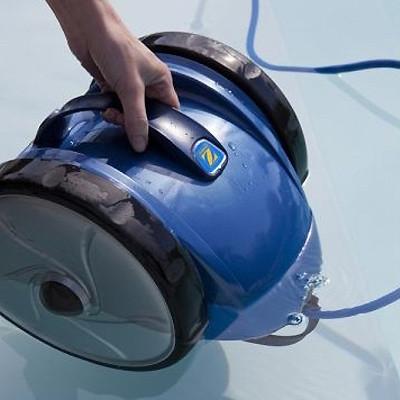 Robot de piscine zodiac vortex 1 bestofrobots for Robot piscine zodiac vortex