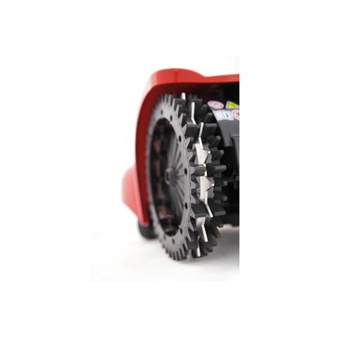 Robot tondeuse zucchetti ambrogio l300 elite 4b bestofrobots - Tondeuse a gazon electrique carrefour ...
