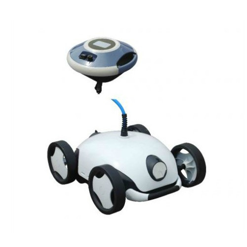 robot piscine bestway falcon sur batterie bestofrobots. Black Bedroom Furniture Sets. Home Design Ideas