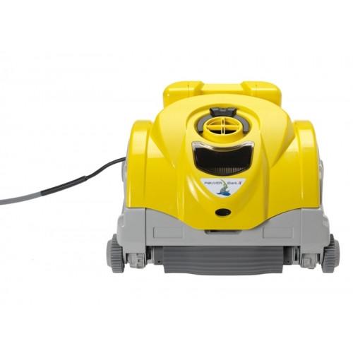 Robot piscine hayward power shark v2 chariot bestofrobots for Robot piscine hayward