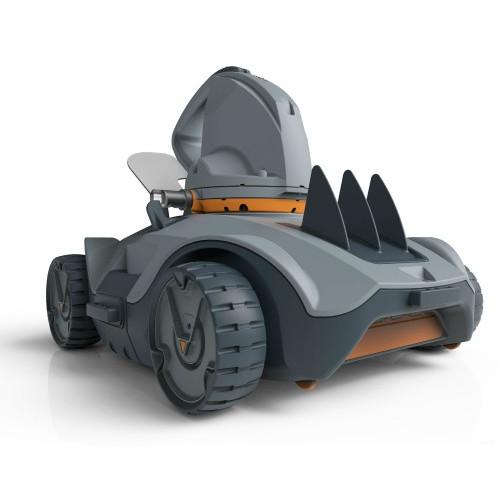 Robot piscine lectrique kokido vektro auto bestofrobots - Robot piscine sans fil batterie ...
