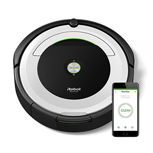 aspirateur robot irobot roomba 691 bestofrobots. Black Bedroom Furniture Sets. Home Design Ideas