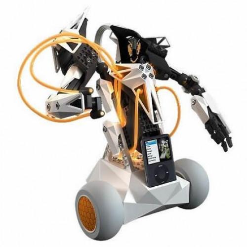 SPYKEE VOX, le robot programmable ultra complet de Meccano