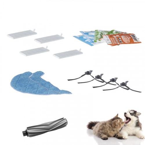 Pack AMIBOT Animal Comfort pour robot aspirateur