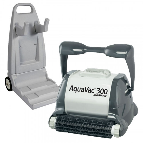 Hayward Aquavac 300 - Brosse Picots + Chariot