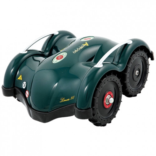 Robot tondeuse Zucchetti AMBROGIO L50