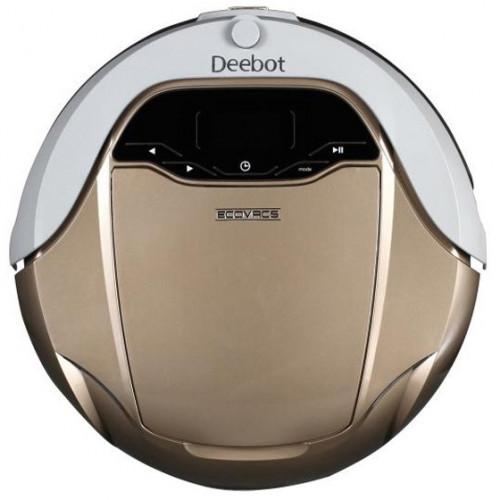 Robot aspirateur Deepoo D68 - Vue de face