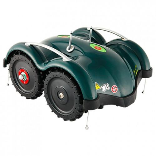 Robot tondeuse Zucchetti AMBROGIO L50 Deluxe