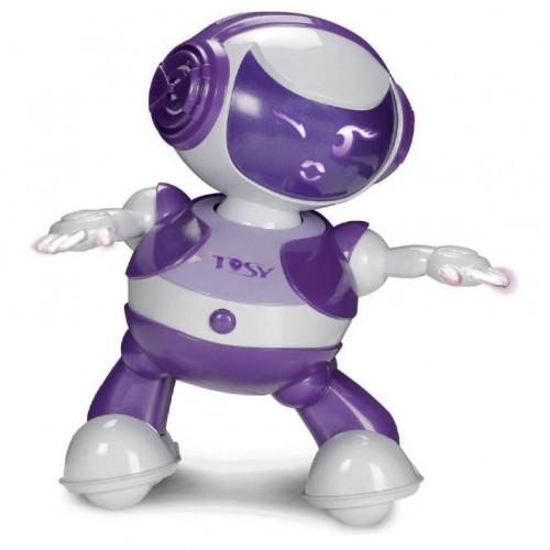 """Robot danseur Tosy DISCOROBO Violet """"Alex"""""""