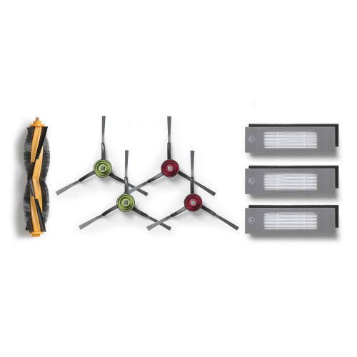 Anwor Lot de 8 accessoires pour Ecovacs Deebot Ozmo 950//Ecovacs Deebot Ozmo 920 Pi/èces de rechange pour ECOVACS Ozmo 950//920