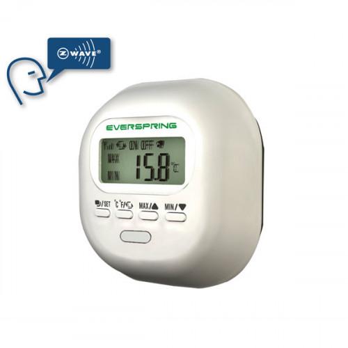 EVERSPRING Capteur de température et d'humidité Z-Wave ST814