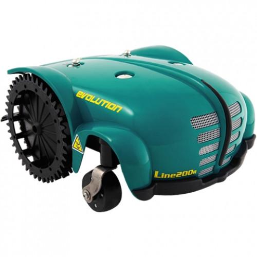 Robot tondeuse Zucchetti AMBROGIO L200 Evolution
