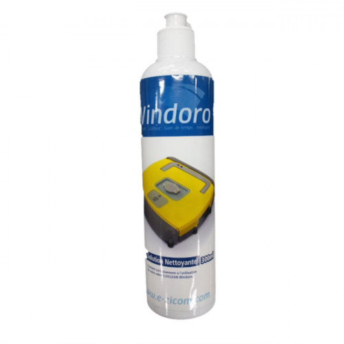 Solution nettoyante E.ZICLEAN WINDORO (300ml)