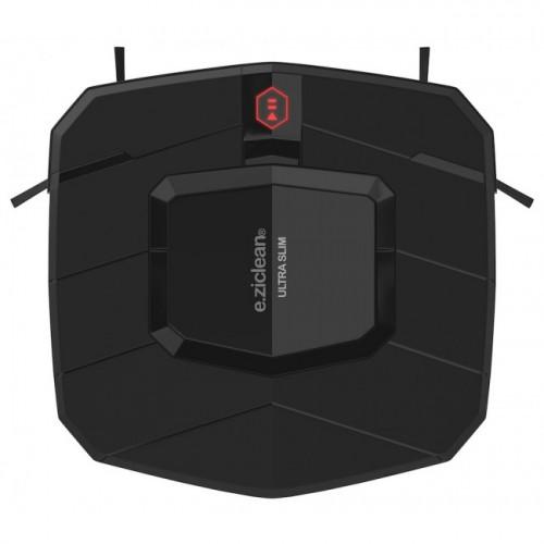 robot aspirateur eziclean ultra slim v2 noir