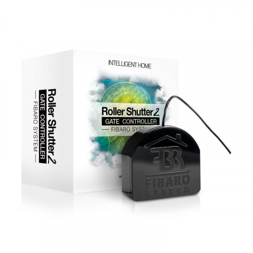 FIBARO Micromodule domotique pour volet roulant Z-Wave FGRM-222