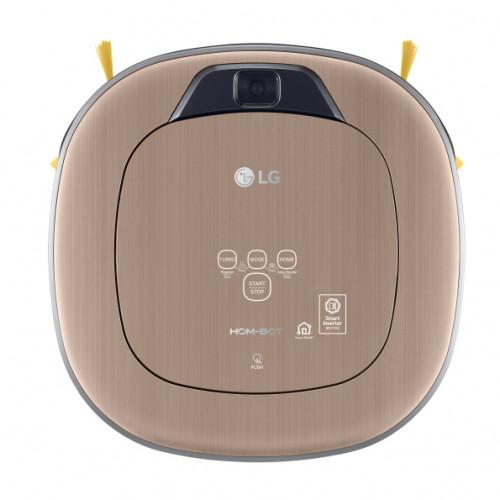 LG HOM-BOT VR9627PG Square Connecté