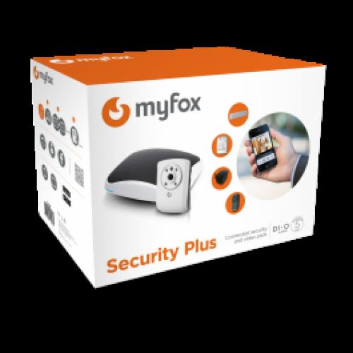 Pack Sécurité Plus MYFOX