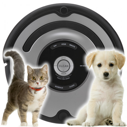 iRobot ROOMBA 563 PET