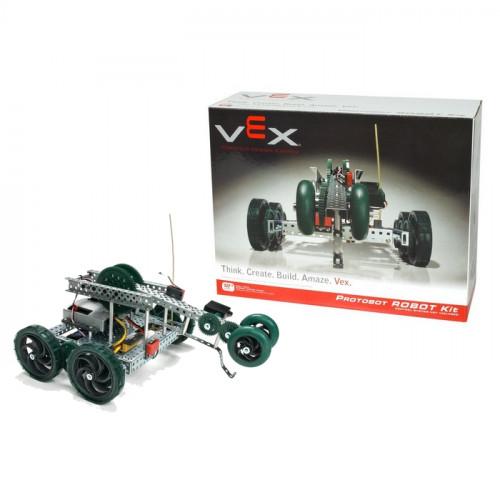 Kit de robotique VEX PROTOBOT Kit