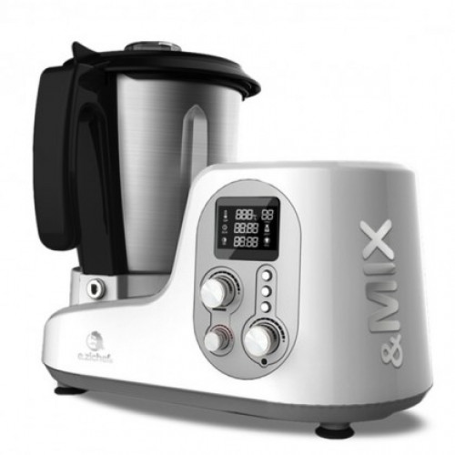 E.zicom® e.zichef & MIX CLASSIC Robot Cuiseur Multifonctions