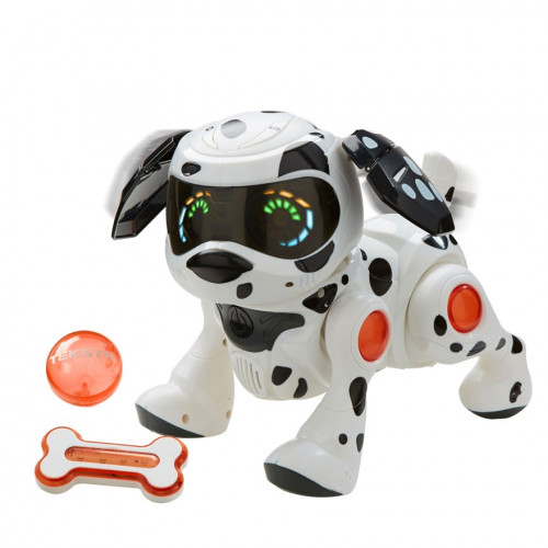 Teksta Dalmatien Robot chien