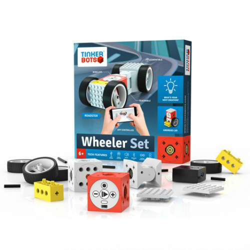 Tinkerbots Wheeler Set robot en kit