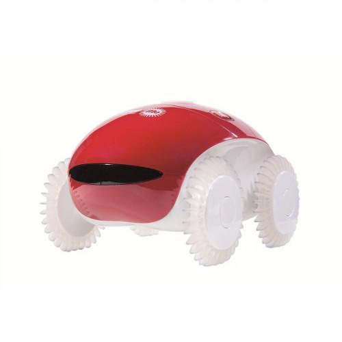 robot masseur LOGICOM WheeMe rouge