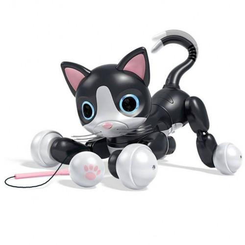 SPINMASTER Zoomer Kitty - robot jouet intéractif