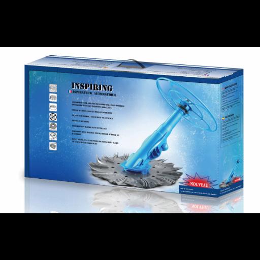 Robot balai piscine hydraulique amipool inspiring for Piscine miroir hydraulique
