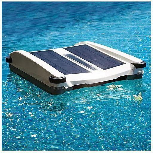 Robot piscine solar pool technologies solar breeze for Avis robot piscine