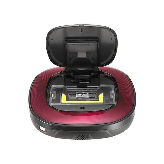 aspirateur robot lg hom bot vr7428sp bestofrobots. Black Bedroom Furniture Sets. Home Design Ideas