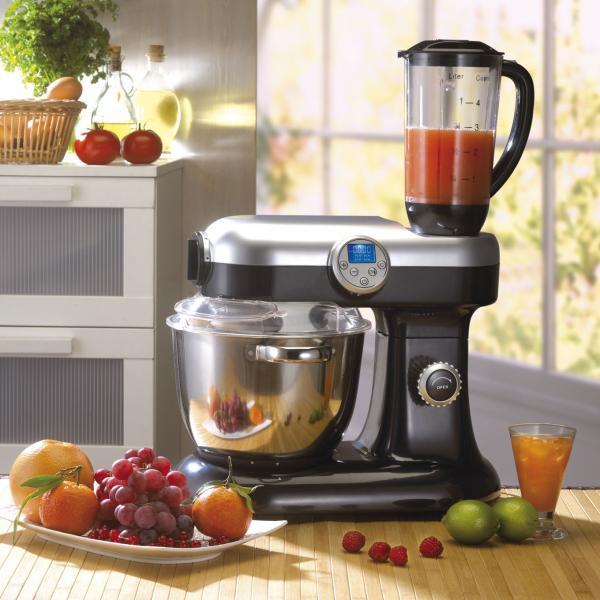 robot multifonctions harper kitchencook revolution v2 noir bestofrobots. Black Bedroom Furniture Sets. Home Design Ideas