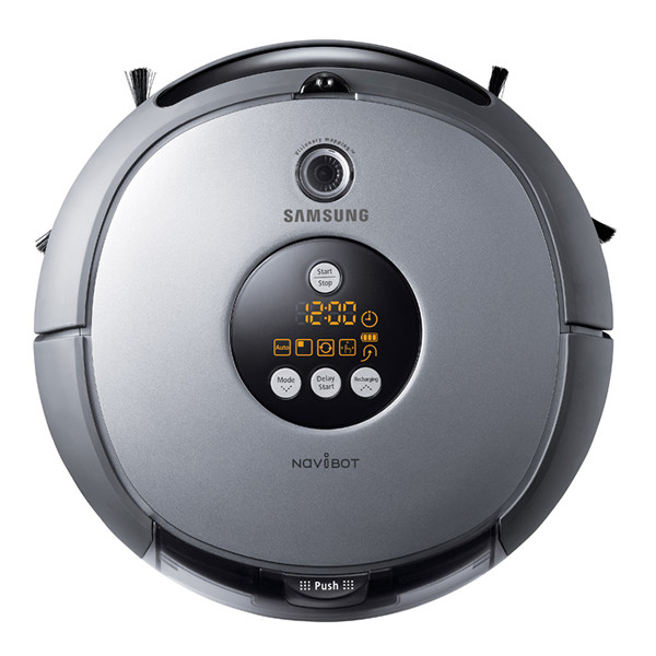 aspirateur robot samsung navibot sr8845 bestofrobots. Black Bedroom Furniture Sets. Home Design Ideas