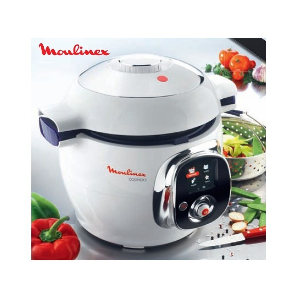Robot cuiseur intelligent moulinex cookeo bestofrobots for Robot cuisine cookeo