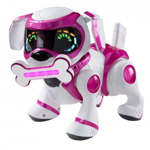 robot chien splash toys teksta puppy rose bestofrobots. Black Bedroom Furniture Sets. Home Design Ideas