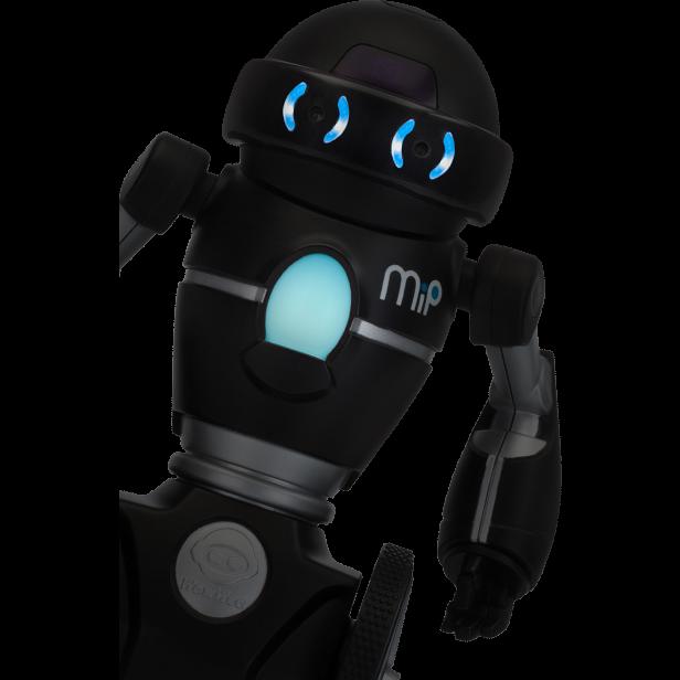 robot jouet wowwee mip noir bestofrobots. Black Bedroom Furniture Sets. Home Design Ideas