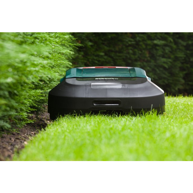 Robot tondeuse robomow premium rs625 bestofrobots for Bordure de jardin special tondeuse